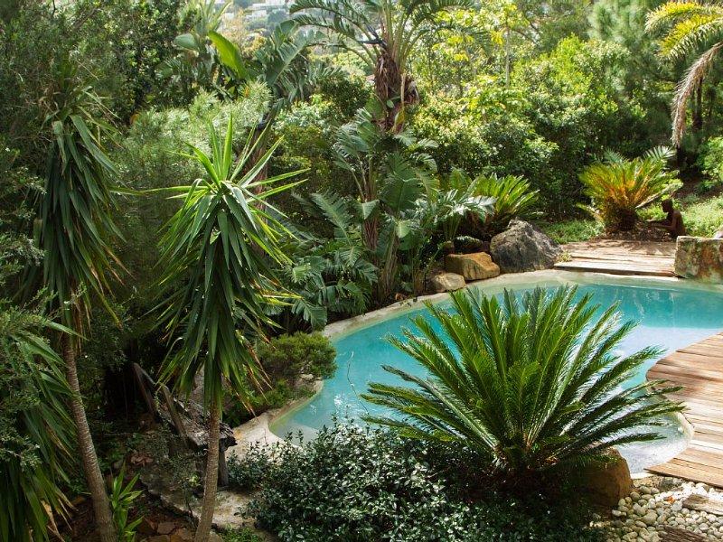 Anti-Covid Hygiene! Villa Tivoli - Erholung pur mit Garten, Pool und WiFi, vacation rental in Hout Bay