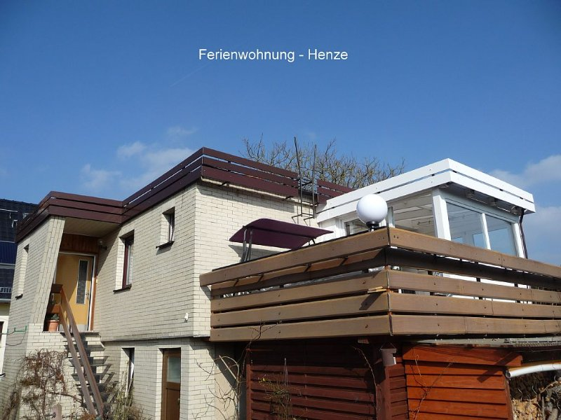 Die Ferienwohnung ist für 2-4 Personen in einer ruhigen Umgebung, holiday rental in Urbach