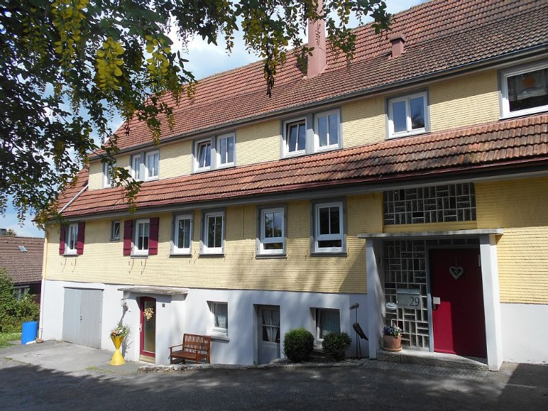 Spacious apartment - newly renovated / rehabilitated - in Freudenstadt-Dietersw, alquiler vacacional en Baiersbronn