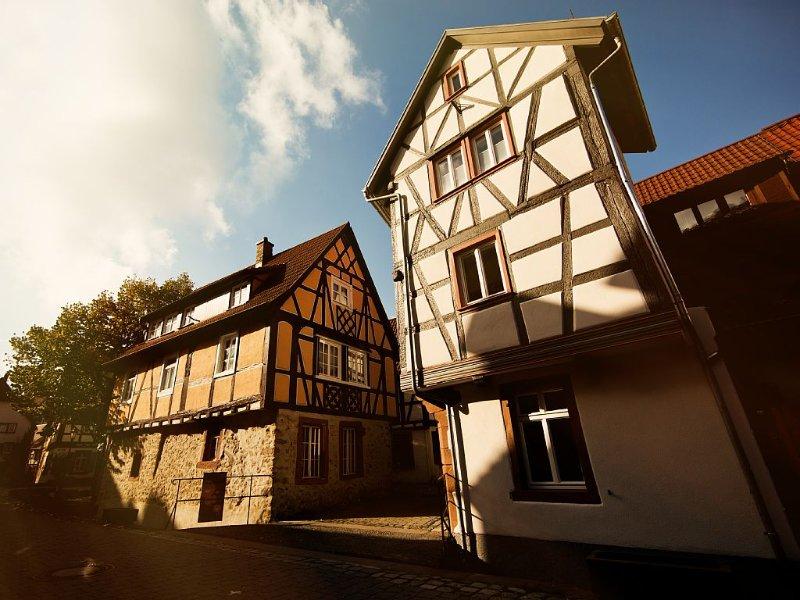 Altstadthaus zum Verlieben, location de vacances à Mossautal