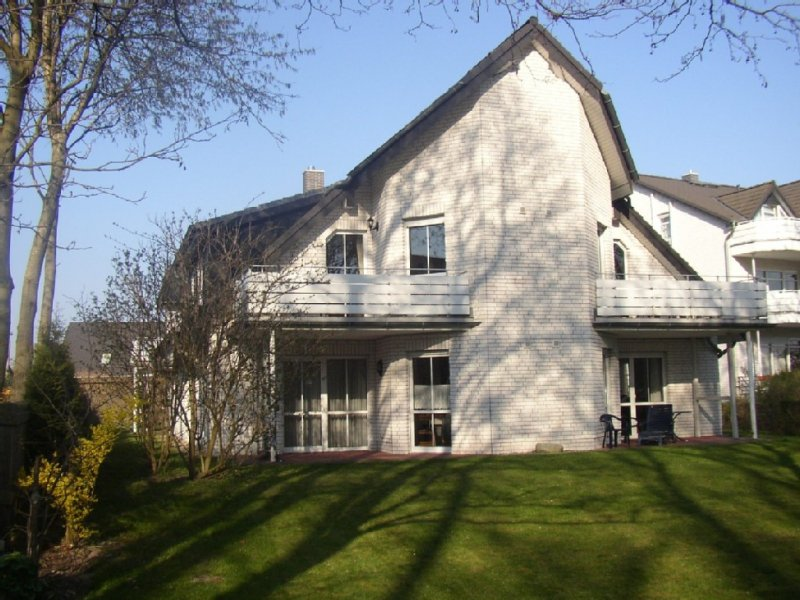 Zugang zum Garten, kostenloses W-LAN Internet, Haustiere möglich, holiday rental in Zinnowitz