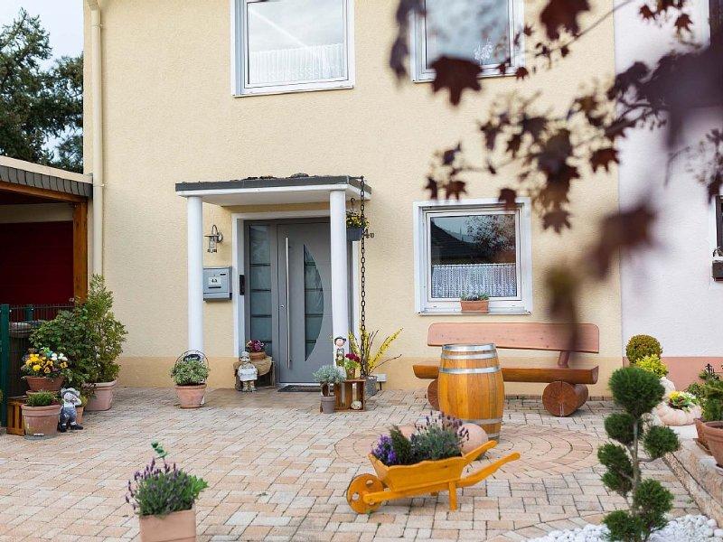 Unser Zuhause im schönen Rüdesheim