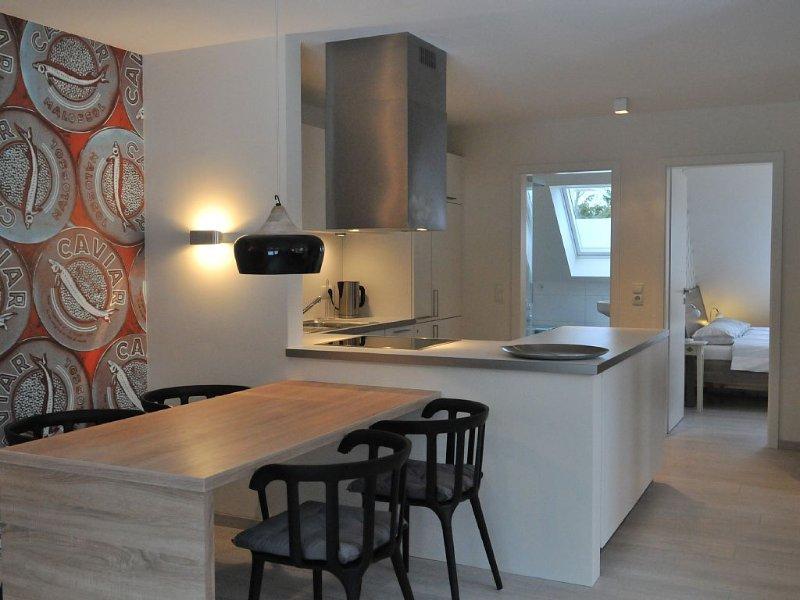 Neue und moderne Ferienwohnung in Strandnähe, alquiler vacacional en Hohwacht