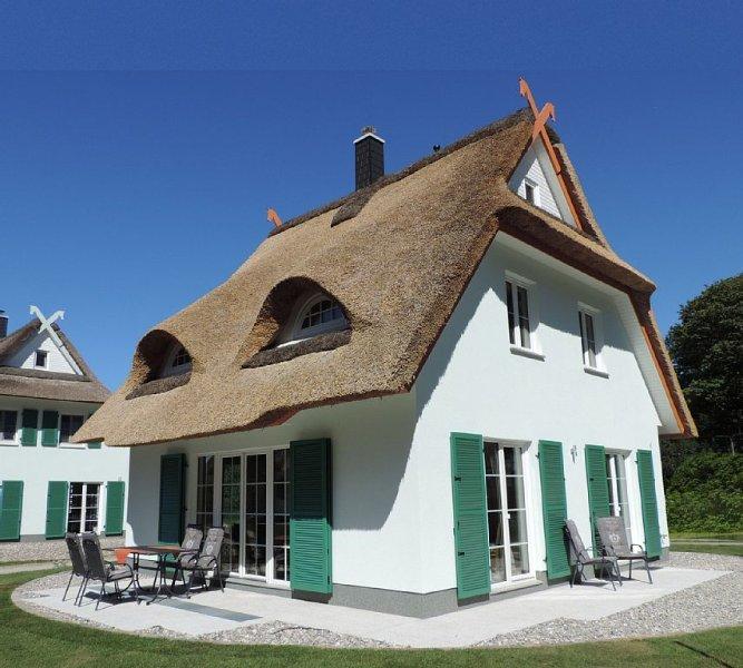 Meerzeit an der Ostsee, Haus mit Sauna, 4 Schlafzimmern und 2 Bädern, casa vacanza a Rerik