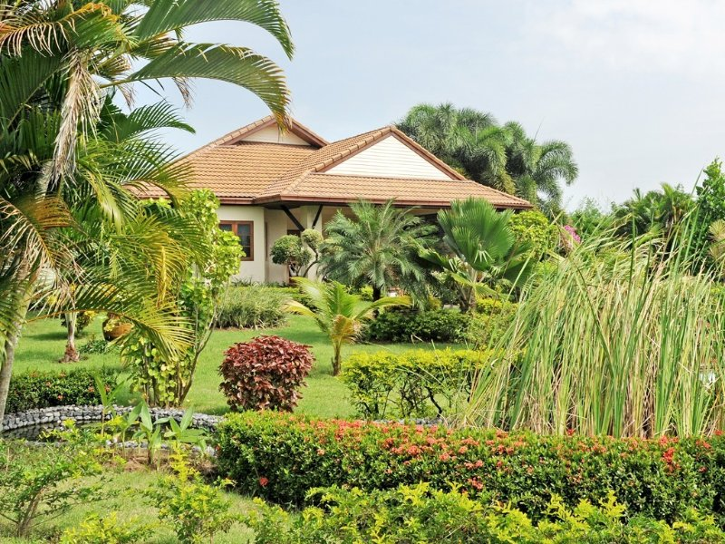 Privates exklusives Haus in privater Wohnanlage, holiday rental in Hua Hin
