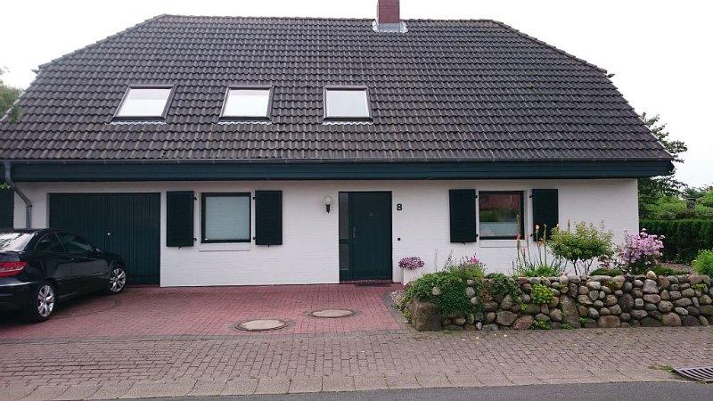 Wohlfühl-Wohnung  mit Sauna, holiday rental in Friedrichskoog