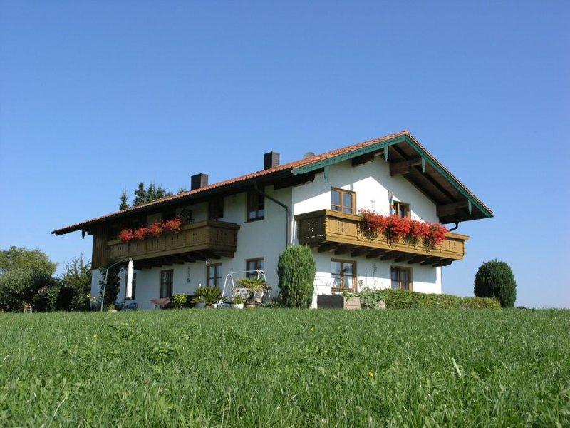 Zweisamkeit im Zuhaus, location de vacances à Trostberg an der Alz