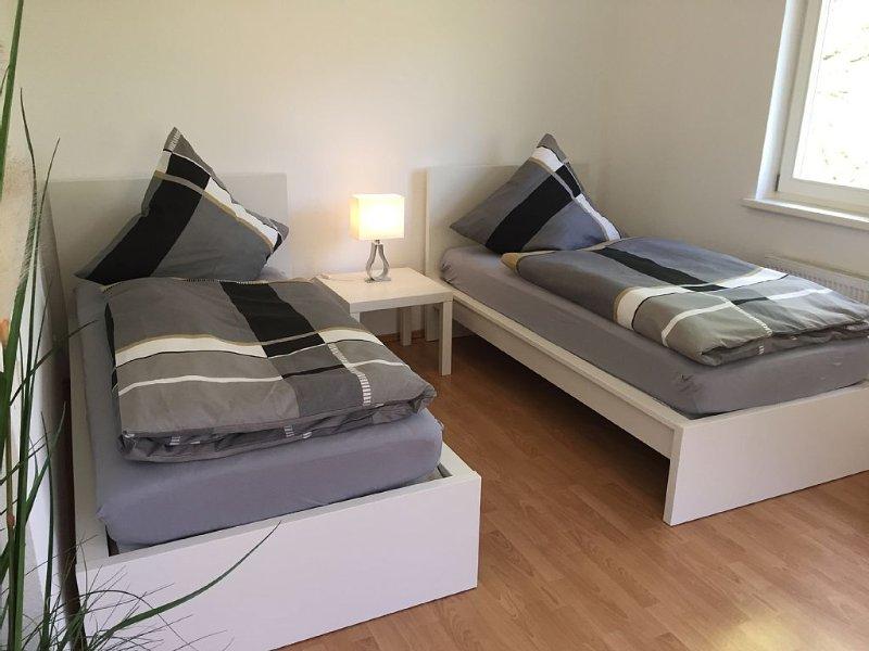 Traumhafte Ferienwohnung für 2 Pers  HH Wandsbek-Marienthal, vacation rental in Hamburg