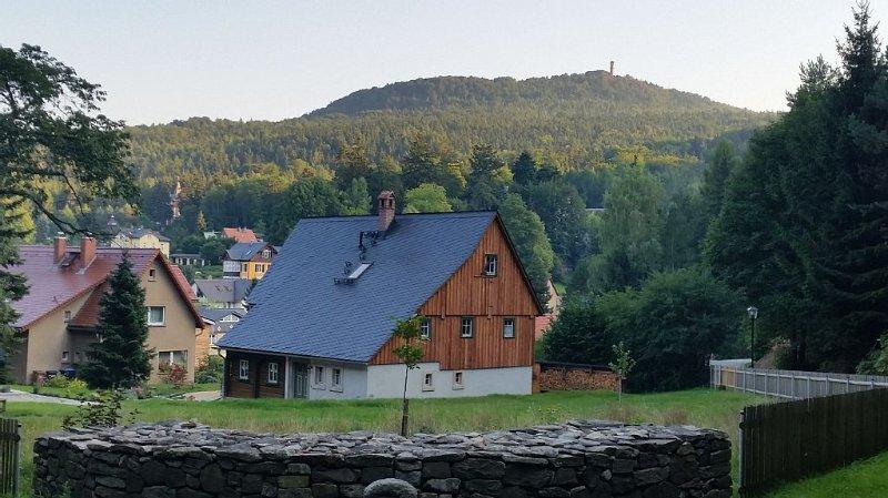 Herzlich Willkommen in der wunderschönen Oberlausitz, holiday rental in Polevsko