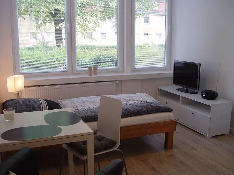 Traumhafte 1 Pers.-Ferienwohnung mit gehobener Ausstattung, vacation rental in Hamburg