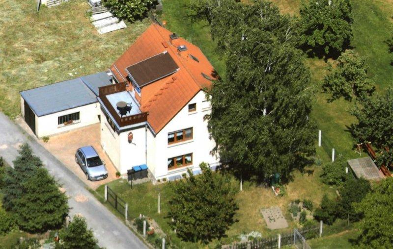 Ferienwohnung am Rande der Sächsischen Schweiz in ruhiger Lage, vacation rental in Rathen