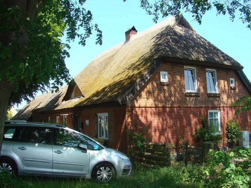Ferienwohnung  'Am alten Hafen' - Alleinlage - Charakterhaus, location de vacances à Lietzow