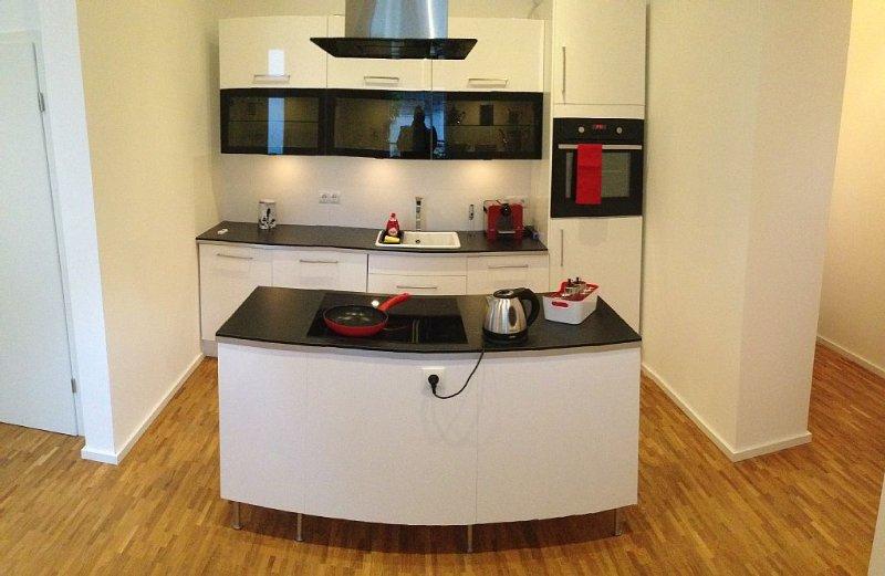 Modernes Apartment - Neustadt/Weinstraße Stadt, holiday rental in Rhodt unter Rietburg