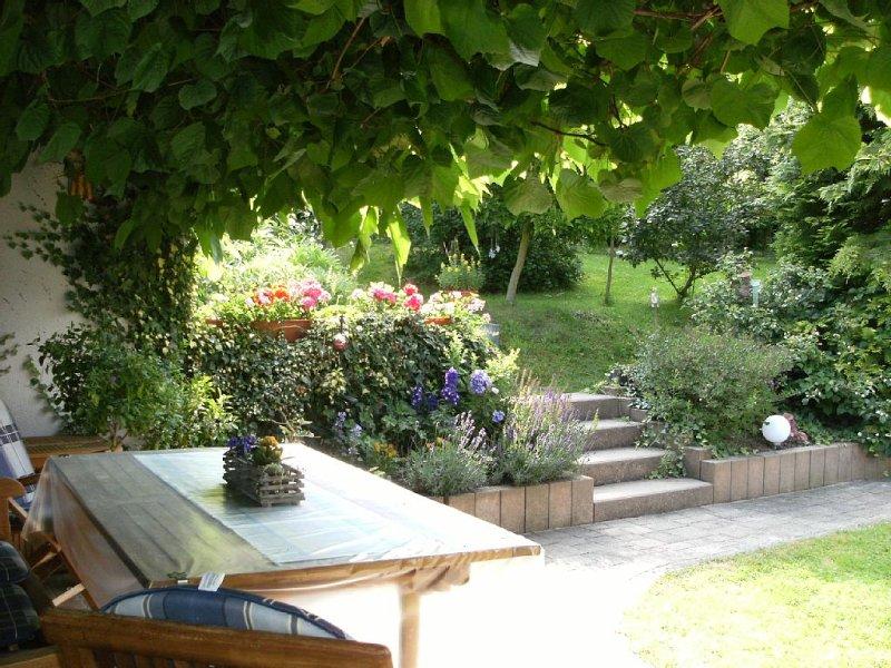3 Sterne,  Kuschelwohnung, ideal für Paare, location de vacances à Wutha-Farnroda