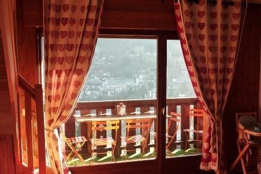 Appart Duplex 6 pers dans chalet au pays du Mont Blanc, location de vacances à Saint-Gervais-les-Bains