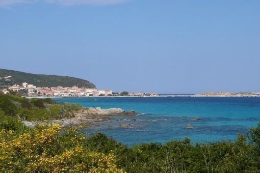 view of Ile-Rousse
