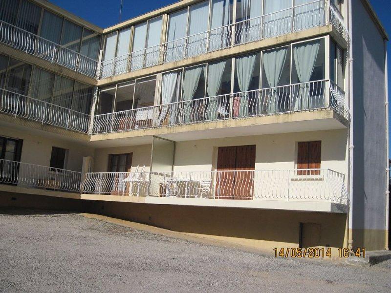 Appartement de 48 m2 à proximité de la plage, holiday rental in Six-Fours-les-Plages