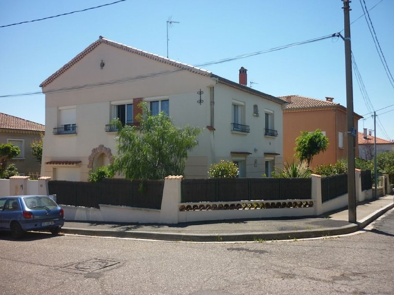 Bas d'une Maison individuelle, vacation rental in Beziers
