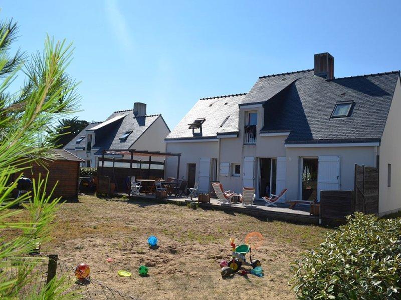 Villa 4 chambres, 300m plage de la Govelle, location de vacances à Batz-sur-Mer