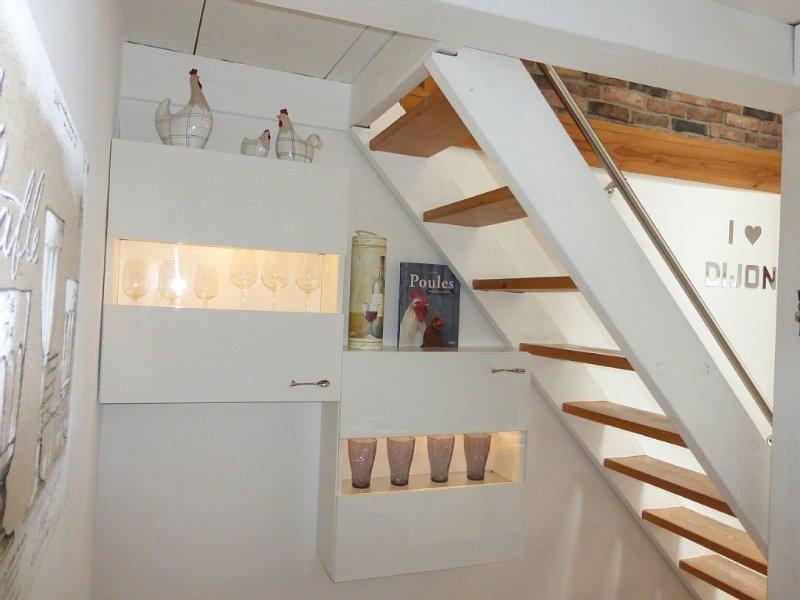 Gîte ' La Petite Maison ', holiday rental in Saint-Apollinaire