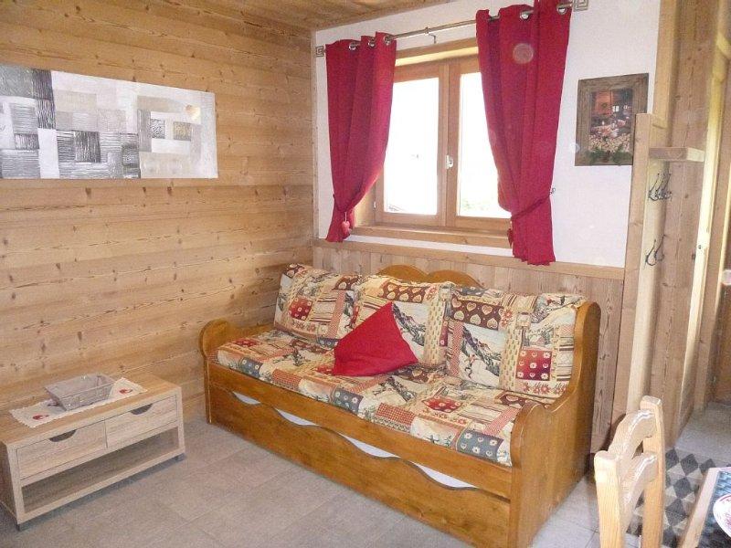 Appartement neuf 4 pers Champagny en Vanoise/La Plagne., holiday rental in Champagny-en-Vanoise