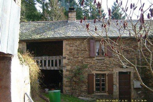 Gite 4 à 5 pers-Balaguier/Rance, Région St Sernin / Rance, Aveyron, location de vacances à Saint-Sever-du-Moustier