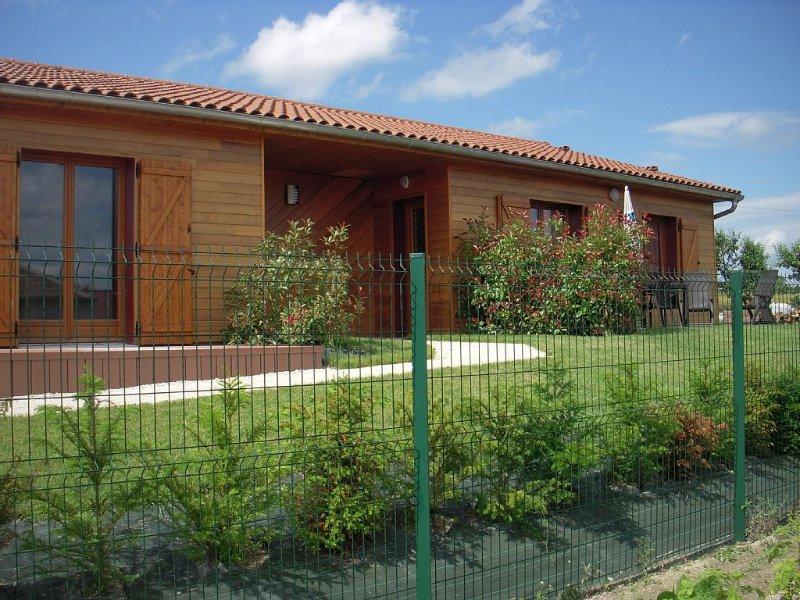 Aux Maisonniettes - location de 2 gîtes, holiday rental in Marne