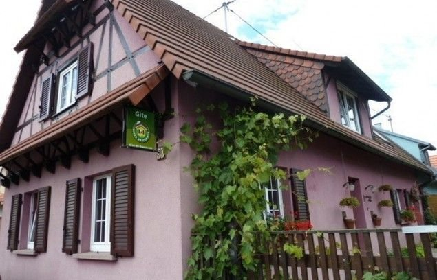 Alsace gîte ***  7 personnes 3 chambres., holiday rental in Rastatt