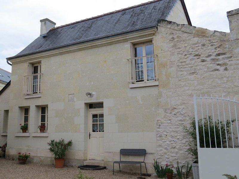 Gîte 6 personnes à Chinon en Touraine_classé 3* meublé de tourisme, holiday rental in Chinon