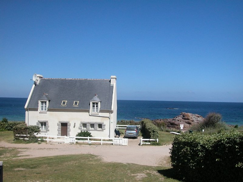 BRETON HOUSE ON QUIET BEACH, vacation rental in Cotes-d'Armor