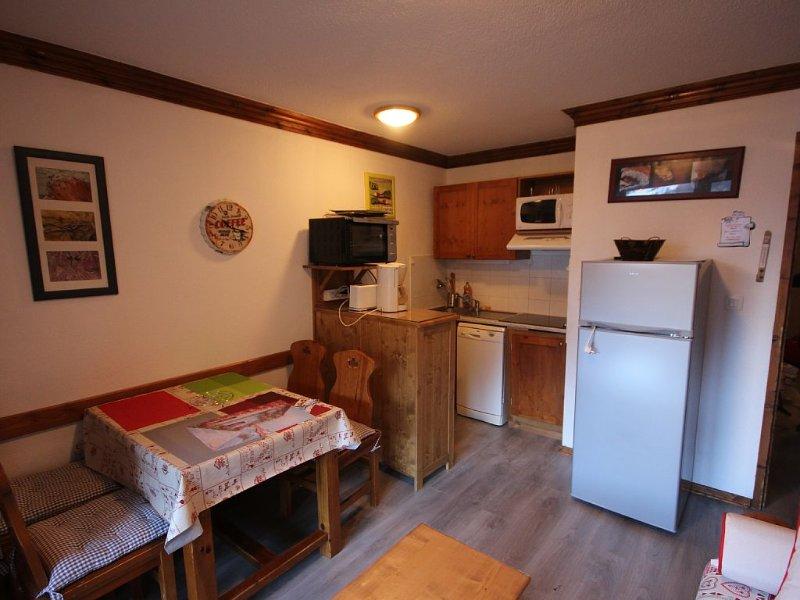Appartement pour 4 à 5 avec Piscine Sauna et hamac, location de vacances à Valloire