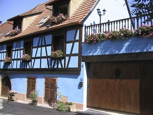 Joli Gite Dans Maison à Colombage-Kaysersberg, holiday rental in Kaysersberg-Vignoble