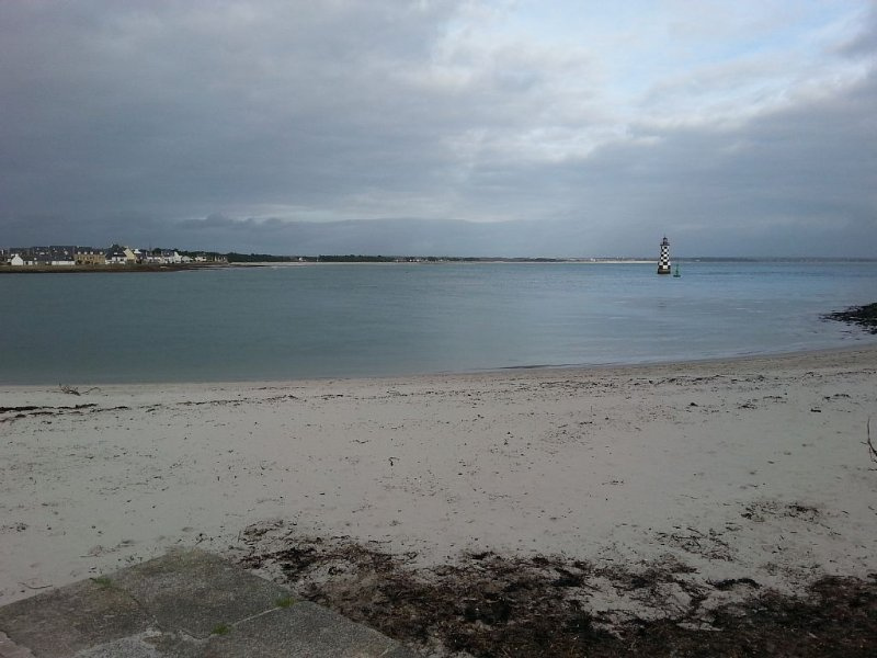 Appart T3 - Accès direct à la plage, vacation rental in Loctudy