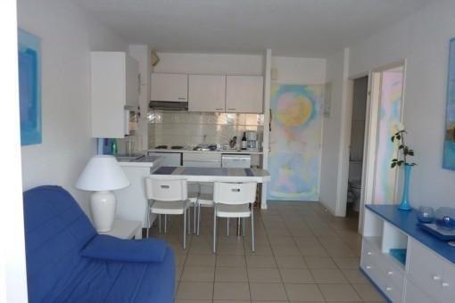 Andernos les bains T2 idealement situe a 50m du bassin d'arcachon, casa vacanza a Gironde