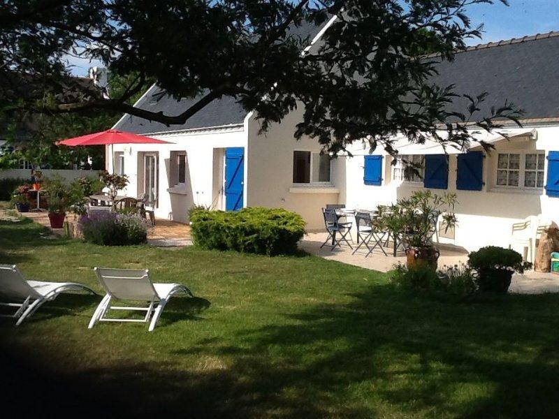 MAISON  CAMPAGNE A 2 KM DES PLAGES    calme, vacation rental in Morbihan