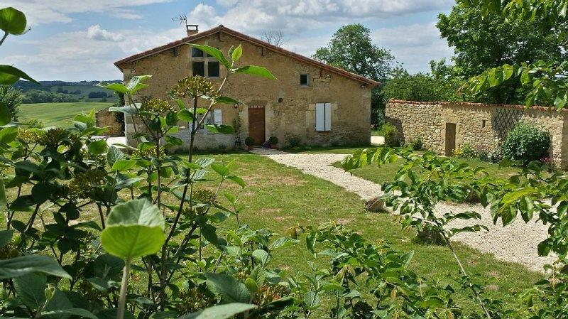 Le  Gîte de Lartet ... Proche Vic Fezensac - Marciac - Auch, vacation rental in Gers