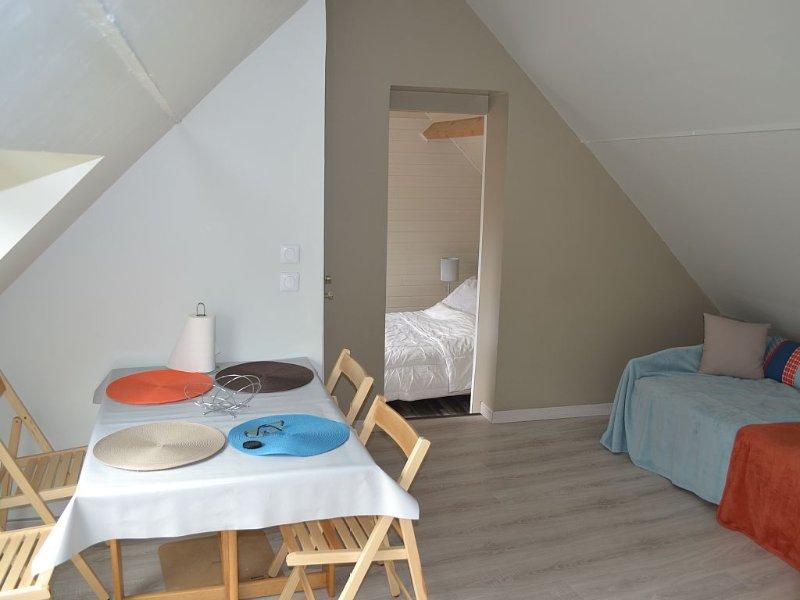 Paisible et cosy à 10 mn de Disneyland Paris, holiday rental in Villiers-sur-Morin
