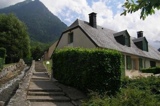 Chalet de vacances avec terrasse à Cauterets, location de vacances à Cauterets