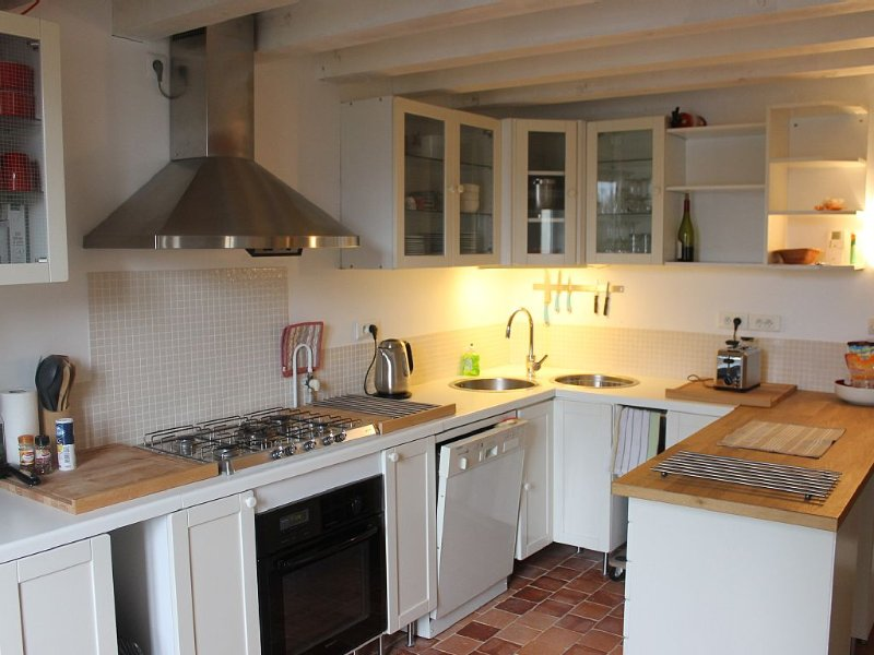 Gite Appartement Conflans bord de Seine, vacation rental in Yvelines