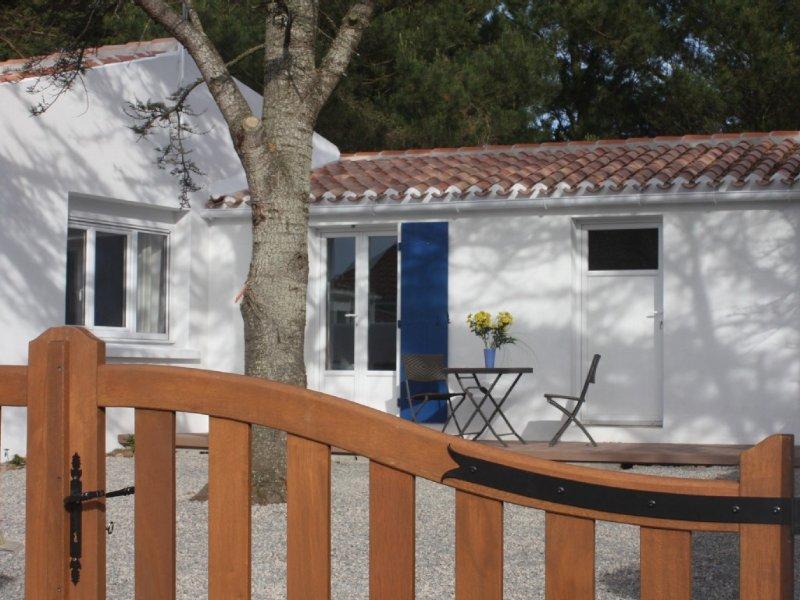 Ile d'Yeu maison 120 m² tout confort pour 7 à 8 personnes, location de vacances à Vendée