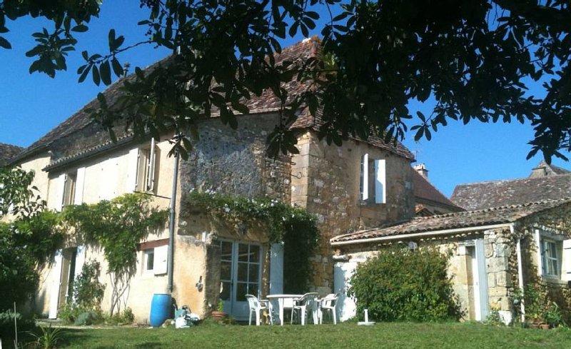 Maison du XVIIIème siècle périgourdine, holiday rental in Bourniquel