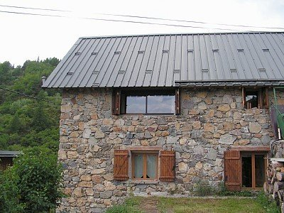 Maison d'alpage 06420 Roubion, holiday rental in Beuil