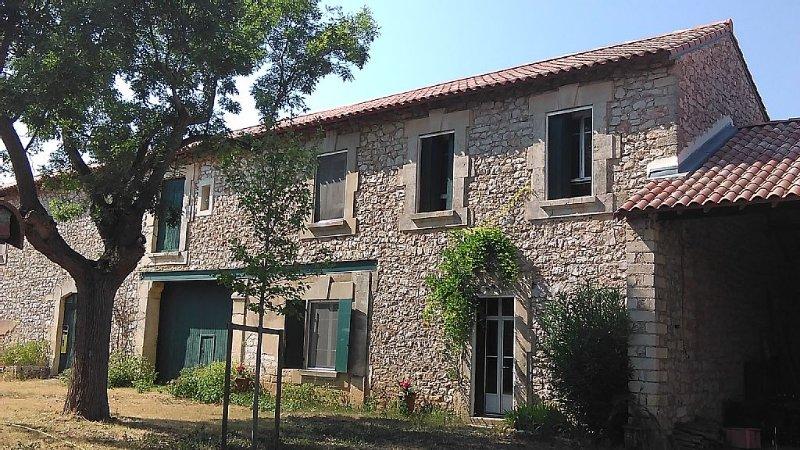 Maison familiale entre Montpellier et la mer, holiday rental in Montpellier
