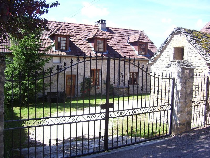 Chez Danielle et Jean-Dominique, holiday rental in Cote d'Or