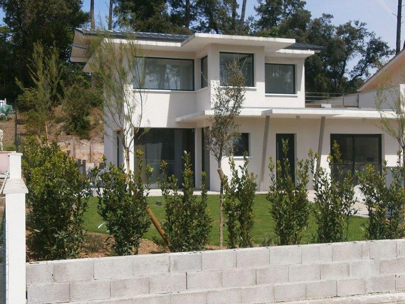 Maison contemporaine à Labenne, location de vacances à Labenne