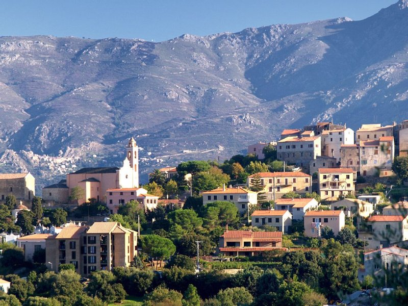 Le village de Santa-Reparata-Di-Balagna
