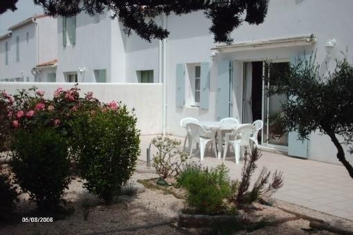 Jolie maison classée 3*** style rétais, holiday rental in Ile de Re