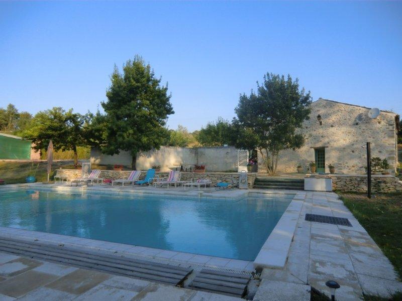 La piscine - 6 x 12