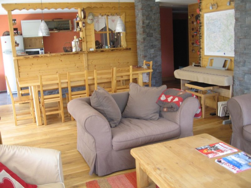 APPARTEMENT DE CHARME  SERRE CHEVALIER, holiday rental in La Salle les Alpes