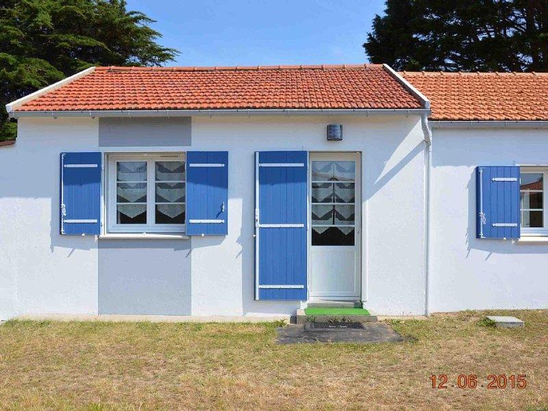 Maison Seringas bien équipée, 3ch. 8 p.,  proche plage des Demoiselles, au calme, vacation rental in Saint-Hilaire-de-Riez